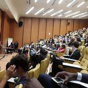 """16/05/18: Cérémonie du prix """"Éveil à la citoyenneté"""" organisée par notre partenaire, l'association """"Éveil"""" au ministère de 'enseignement supérieur, de la recherche et de l'innovation."""