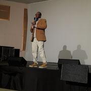 """11/02/2018: Intervention lors de la """"Gospel Testimony"""" de Saint-Denis (93), programme jeunesse au tour du Gospel organisé par l'association FCDJ (Forum Chrétien de la Jeunesse)"""