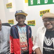 18/07/20: Avec Francis Lalupo à Africa Radio