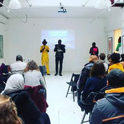 26/01/19: Yaka Pitch 2019 à Paris.