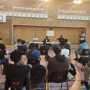 24/08/20: Forum d'inclusion sociale FR sur l'équilibre entre les études et le sport