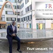 """20/06/18: La plateforme """"FR - Les Forces Républicaines"""" a le plaisir de vous annoncer la nomination de monsieur Papis Coly GC en tant que délégué départemental Bouches-du-Rhône section Marseille."""
