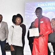 26/01/19: Yaka Pitch 2019 à Paris. Remise de diplômes aux projets sélectionnés par le jury.