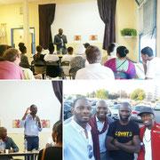 06/07/19: Beau succès pour notre forum d'inclusion sociale. Merci à la ille de Saint-Germain-les-Arpajon.