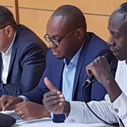 """05/05/19: Lors de la réunion-débat ayant pour thème """"Religion et laïcité"""" à Marseille. Table ronde numéro 1 ayant pour sous-thème """"La religion est-elle source de paix ou de conflit dans la République ?"""""""