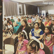 10/06/18: Intervention du vice-président Rudy Kazi  lors de la Journée internationale de la jeunesse tamoule organisée par l'Organisation des Jeunes Tamouls de France (YTO) pour parler de la Citoyenneté et de l'engagement politique.