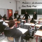 13/02/19 :Forum d'inclusion sociale FR - Module 3: La discrimination avec Rudy Kazi.