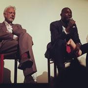 10/05/18: Intervention du vice-président, Rudy Kazi, lors de la conférence sur l'esclavage contemporain à Clichy-la-Garenne.