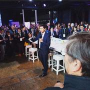 """13/06/19: Excellente journée au lancement de la """"Grande équipe de la réussite républicaine""""... Événement où notre plateforme a été invitée par le ministère chargé de la ville et du logement."""