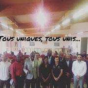 25/06/18: Très heureux de la merveilleuse journée que nous venons de vivre avec les jeunes au travers de notre forum d'inclusion sociale.  Merci à l'ensemble des intervenants qui ont su combler la jeunesse du centre Épide de Marguy-lès-Compiègne.
