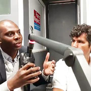 01/10/19: Rudy Kazi sur radio France Maghreb 2