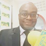 """07/09/18: C'est parti pour la 1ère de la saison!  Émission """"Vendredi c'est permis"""" sur Africa numero 1 (107.5FM)"""
