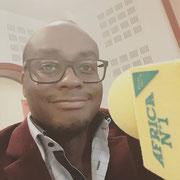 """14/09/18: Abel Boyi dans l'émission """"Vendredi c'est permis"""" sur Africa numéro 1"""