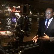 03/12/18: Intervention d'Abel Boyi  à la soirée de lancement du mouvement ETIC