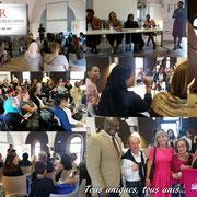 Le forum d'inclusion civique sur la citoyenneté de la femme le 15/10/17.