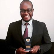 23/06/18: Je suis très honoré d'avoir reçu le prix UIAFFIF ce jour en présence de personnalités.  Celui-ci constitue un encouragement certain dans la démarche que nous avons entamée il y a bientôt 1 an.