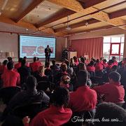 """11/03/19: Forum d'inclusion sociale FR """"Femme capable, femme gagnante"""""""