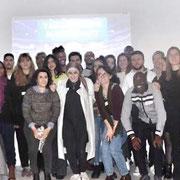 26/01/19: Yaka Pitch 2019 à Paris. Bravo aux jeunes pour le travail effectué!