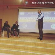 19/11/18: Forum d'inclusion sociale FR au centre ÉPIDE de Margny-lès-Compiègne. Les défis d'une jeunesse en situation de handicap.