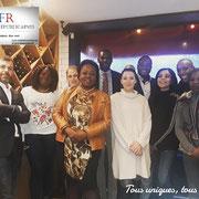 """10/02/18: Forum d'inclusion sociale FR sur """"Les défis de la femme face à la situation du handicap"""" au """"Place des fêtes"""" à Clichy-la-Garenne (92)."""