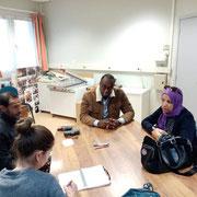 04/10/19: Interview du Parisien sur notre action d'accompagnement des parents à Compiègne