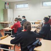 """05/01/21: Intervention de l'équipe FR au centre Épide de Margny-lès-Compiègne sur le thème """"Qu'est-ce qu'être Français?"""""""