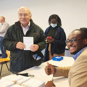 """03/10/20: Conférence/débat suivie d'une séance de dédicace à Tourcoing sur le dernier ouvrage d'Abel Boyi """"Qu'est-ce qu'être Français?"""""""
