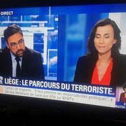 30/05/18: Notre délégué départemental Seine-Saint-Denis (93), monsieur Asif Arif, expert sur les questions de laïcité,  sur BFM TV.