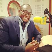 """25/05/18: Intervention sur Africa numéro 1 dans l'émission """"Vendredi c'est permis"""""""
