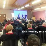 26/11/18: Forum d'inclusion civique FR sur comment aborder une jeunesse tentée par la radicalisation au centre Épide de Margny-lès-Compiègne.