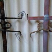 硬質クローム めっき冶具
