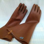 ラバートップ手袋 めっき作業手袋