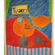 """inspirerd of Mattisse"" Kreamontschool 2012"