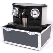 Einzelkoffer für Kaffeeautomaten