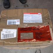 Dieses Paket ist auch mit zu Romulus gegangen