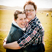Engagement Photography Session - Westward Ho! North Devon - Indigo Perspective Photography