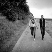 Lucy & Richard's Engagement Photography Session | Indigo Perspective Photography | Exmoor