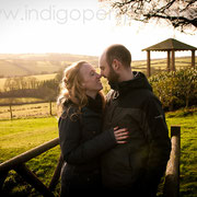 Joe & Sanne Engagement Session | Indigo Perspective Photography | North Devon