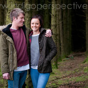 North Devon Wedding Photography Engagement Photo Session. Indigo Perspective Photography