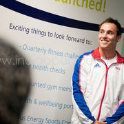Team GB hopeful Daniel Keatings & Opus Engery's staff wellbeing initiative