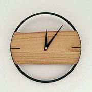 #reloj #promocional en #madera CODIGO 764563  Tecnica #serigrafia o #grabado laser