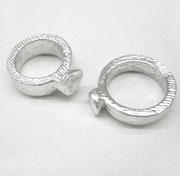 Feinsilberringe aus 999,99er Silber