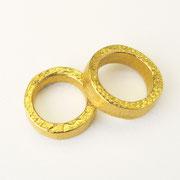 Feingoldringe aus 1000er Gold