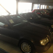 3 x W124 Cabrio