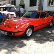 Opel GT fahren ist wie wenze fliechst