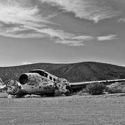 Bild 9 - Flugzeugwrack