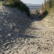 VILLA EN BAIE chambre d'hôte accès direct plage vue sur Baie de somme à le crotoy