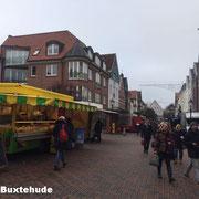 Wochenmarkt Buxtehude