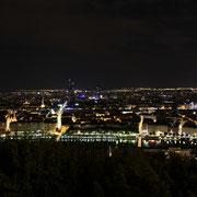 Une ville éclairée par sa beauté