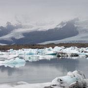 L'Islande et ses glaciers